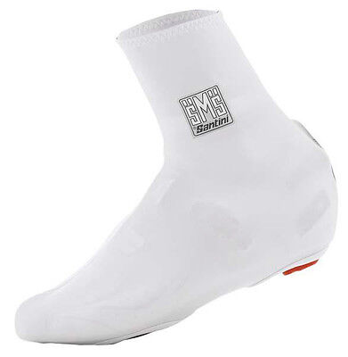 Santini Peel Covershoes One Size White Cubre zapatillas
