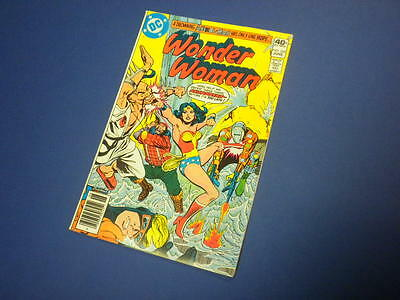 WONDER WOMAN #268 DC Comics 1980 NICE!