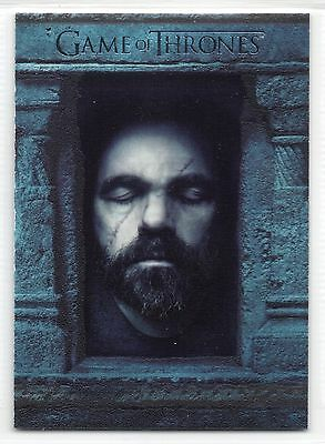 Game of Thrones Season 6 (2017) Hall of Faces Insert HF16 / TYRION LANNISTER
