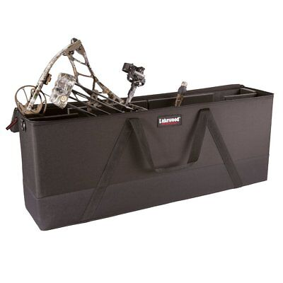 """Lakewood Products Bowfile Elite Wide Series Case Single Bow Case 41"""" Large"""