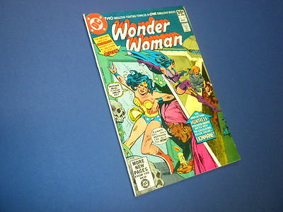 WONDER WOMAN #279 DC Comics 1981 nice!