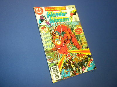 WONDER WOMAN #284 DC Comics 1981 nice!