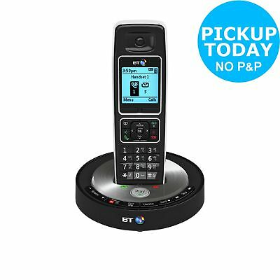 BT 6510 Cordless Telephone with Answer Machine - Single