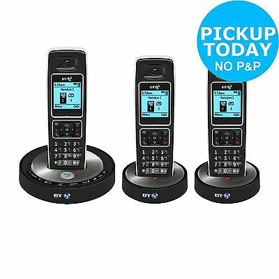 BT 6510 Cordless Telephone with Answer Machine - Triple