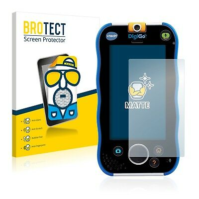 2x BROTECT Matte Screen Protector for Vtech DigiGo (Blue) Protection Film