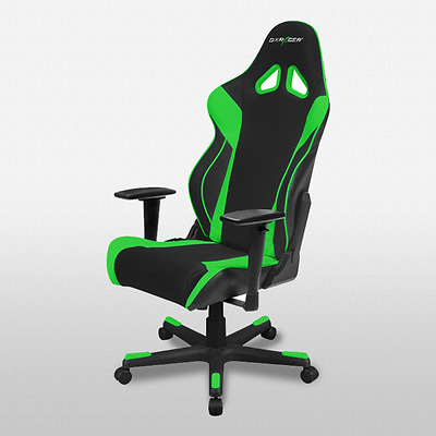 DXRacer Office Chair OH/RW106/NE Gaming Chair High Back Racing Computer Chair