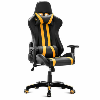 Executive Racing Style High Back Reclining Chair Gaming Chair Office Computer