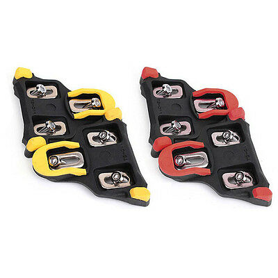 Self-locking Cycling Pedal Road Bike Bicycle Cleat For Shimano SM-SH11 SPD-SL