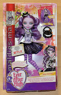 Ever After High Kitty Cheshire CDH53 NEU/OVP Puppe