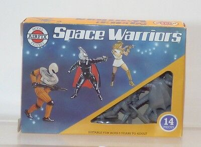 ST12 -  Airfix - Complete Boxed Set - Space Warriors