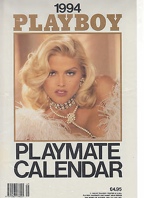 1994 Playboy Playmate Calendar (sealed) inc Anna Nicole Smith & Pamela Anderson