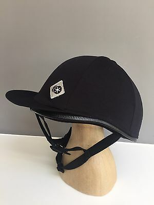 Charles Owen Competitior riding hat size 2 (57cm)