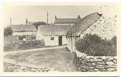 Cregneash Village Harry Kelly's Cottage. Isle of Man