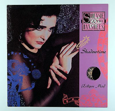 "Siouxsie & The Banshees - Shadowtime (Eclipse Mix) (UK 12"") Ex Vinyl"