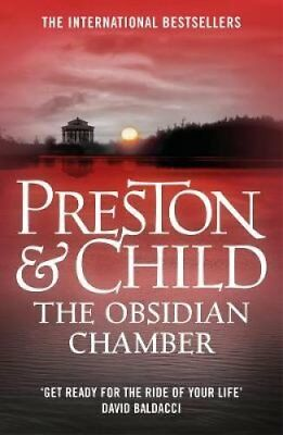 The Obsidian Chamber by Douglas Preston, Lincoln Child (Paperback, 2017)