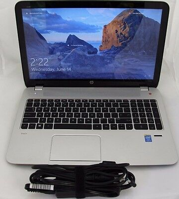 HP Envy TS Intel Core i7 2.4GHz 12GB RAM 1TB HDD Win10 Home (LPT-130)