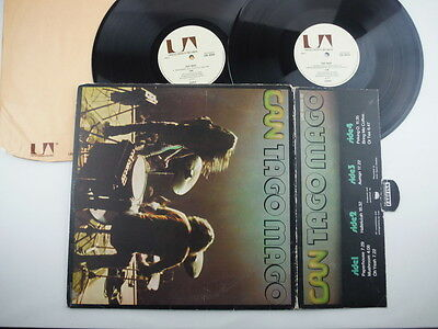 Can,Tago Mago,Original pressing on the United Artists record label,LP