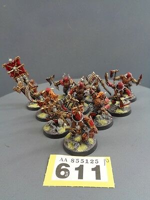 Warhammer Age of Sigmar Warriors of Chaos Blood Reavers 611
