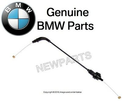 For 1992-1998 BMW 318i Throttle Cable Genuine 27826ZV 1995 1996 1994 1997 1993