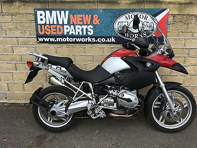BMW R1200GS 2006. 34k miles. Good condition. 12 months MoT. HPI clear.