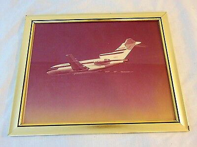 Piedmont Airlines Boeing 727 Jet Airliner Color Photo Aircraft Airplane Aviation