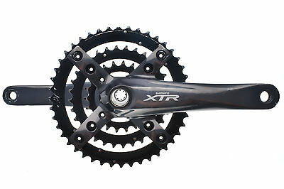 Shimano XTR FC-M960 Mountain Bike Crankset 175mm 22/32/44t Hollowtech II