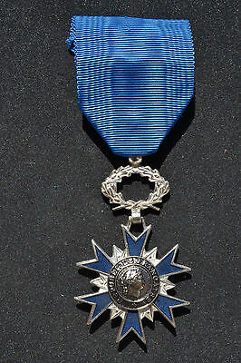 F' Medaille chevalier ordre national du mérite order item  french medal