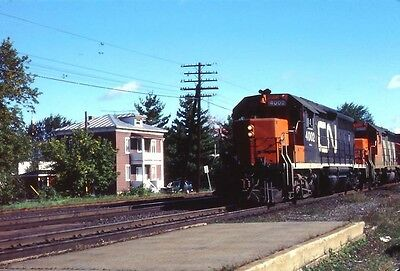 CN 4002 Action   Orig. Col. Slide