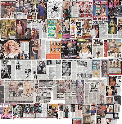 Britney Spears : 44 Cuttings Collection