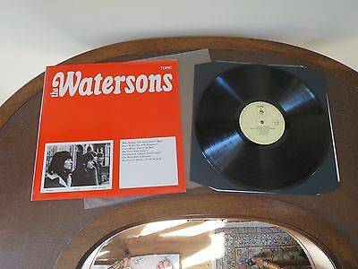 The Watersons - The Watersons LP - Nr Mint Vintage UK Vinyl - Worldwide Shipping