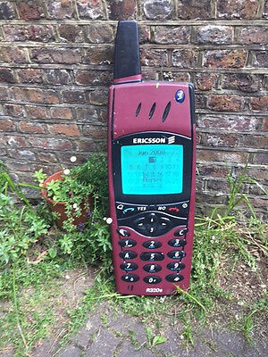 3 Foot 3 Inch R320s Ericsson Handset Large Dummy Display - Mobile Cell Phone