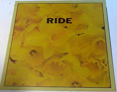 "RIDE  Play 4 Track 12"" EP Furthest Sense +3 1990 Creation Records CRE 075T"
