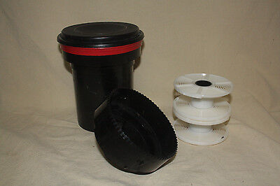 Paterson Super Sytem 4 Film Developing Tank With 2 Reels 7512