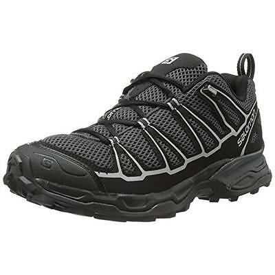 Salomon 5874 Mens X Ultra Prime Black Hiking, Trail Shoes 11 Medium (D) BHFO