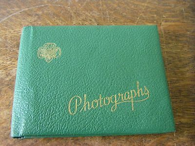 Vintage GSA Girl Scouts of America Photograph Book