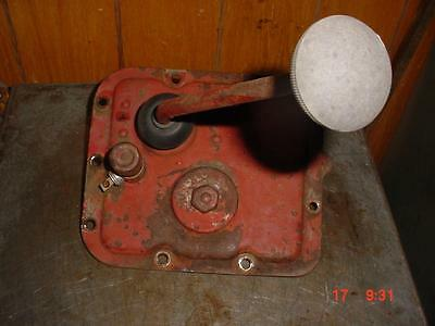 8N Ford Tractor 4-Speed Transmission Shifting Tower Ford 8N