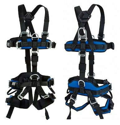 New CMC ProSeries Rescue Sit & Chest Harness Combo Rock Climbing Search & Rescue