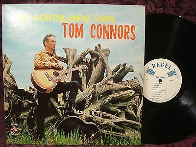 STOMPIN TOM CONNORS LP The Northland's Own ORIGINAL REBEL CANADA