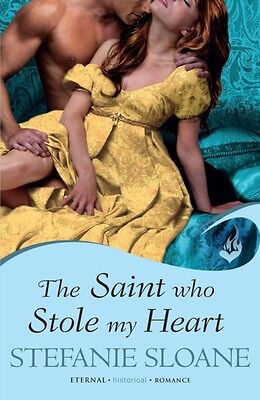 The Saint Who Stole My Heart: Regency Rogues Book 4 (Paperback), . 9780755396658