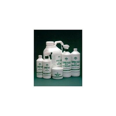 BARRIER SUPER PLUS horse / pony FLY REPELLENT SPRAY 500ML & *** FREE*** REFILL
