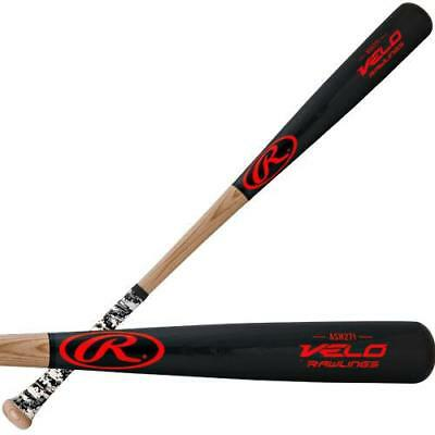 "Rawlings Velo R271VG-33/30 Ash 33"" / 30oz Wood Baseball Bat"