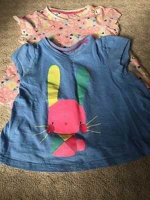 2 Tops Mothercare 12-18 Months Girl