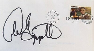 Andre Tippett New England Patriots Signed First Day Cover