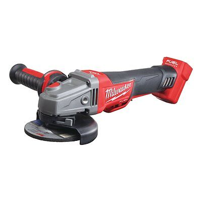 Milwaukee M18CAG115XPDB-0 18v Grinder 115mm 18 Volt Cordless Fuel Body Only