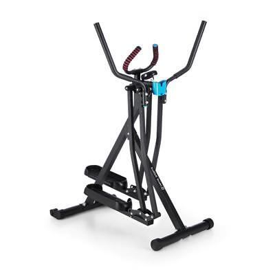 Capital Sports Air Walker Horizontale Vertikale Bewegungen Crosstrainer Schwarz