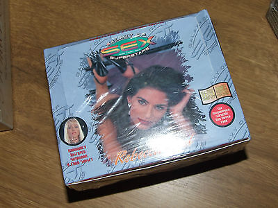 Hot Shots Galaxy of Sex Superstars Trading Cards Factory Sealed Box (9/36)