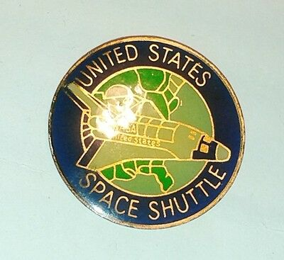 AVIATION, United States Space Shuttle, pin  (080)