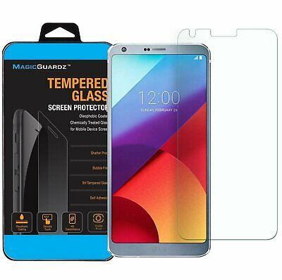 MagicGuardz® Tempered Glass Screen Protector Saver For LG G6