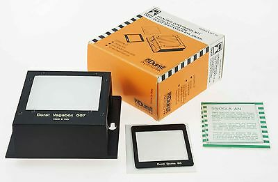 Durst Vegaset 667 & 6x6cm Inserts -  Medium Format Diffuser Box For The M670.