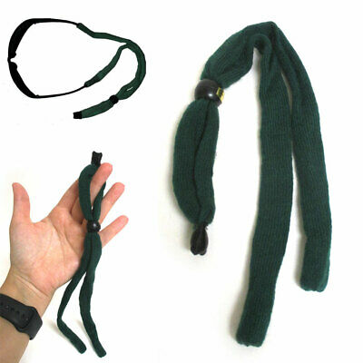 Sunglass Neck Strap Eyeglass Cord Lanyard Holder Retainer String Fluo Dark Green